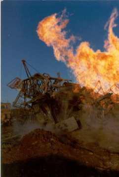 Alberta Blowout fire 0170