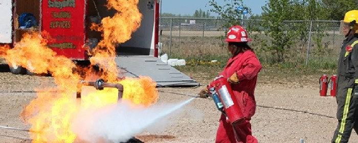 Fire Extinguisher Training Course