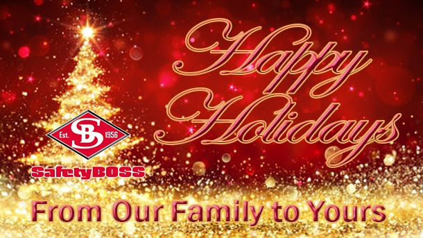Happy Holidays from the Safety Boss Family