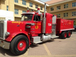 Smokey 3 Fire Truck