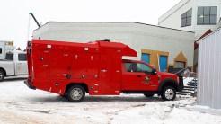 Badick Series Fire Truck