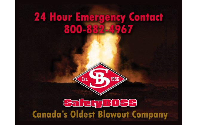 Canada's Most Experienced Blowout Company