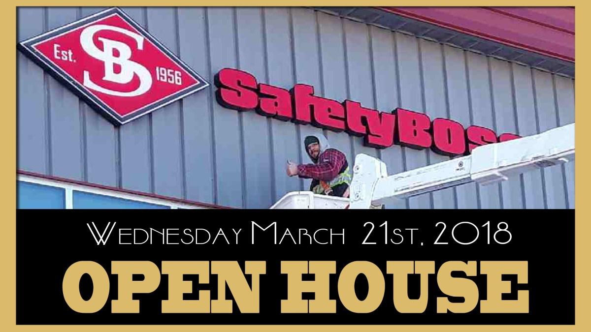 Edmonton Official Open House