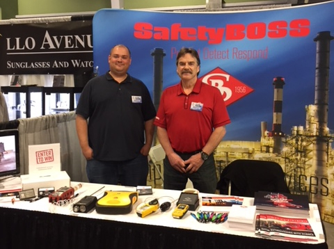 Thanks for visiting at the CKNL annual tradeshow in fort st. john.