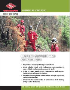 Indigenous Awareness Brochure