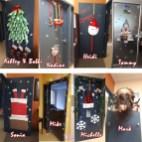 Door Decorating - Calgary