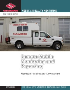 Air Quality Monitoring Brochure
