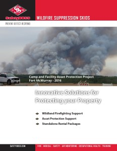 Wildfire Suppression Skids Brochure