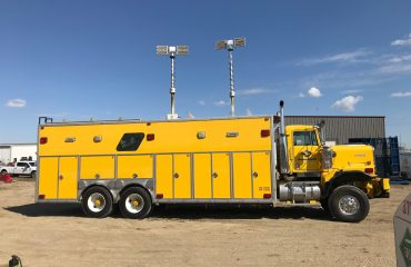 Tool Truck - Logistics Unit