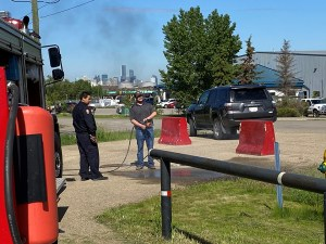 Edmonton Wildland Fire Fighting Service Open House