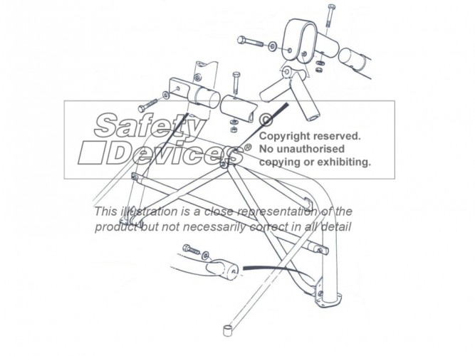 Lotus Elise S1   Safety Devices