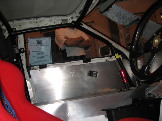 Toyota MR2 W10 Mk1 4 Point Boltin Roll Cage  Safety