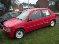 Peugeot 106 6 Point Bolt-in Roll Cage | Safety Devices ...
