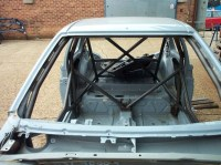 Peugeot 106 Weld In Roll Cage | Safety Devices  Experts ...