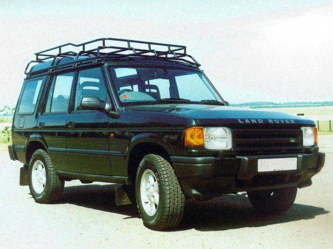 Land Rover Discovery 1 Without Roof Rails Roof Rack Gutter
