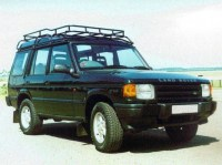 Land Rover Discovery 1 Without Roof Rails Roof Rack Gutter ...