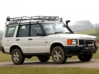 Land Rover Discovery 2 Without Roof Rail Roof Rack Gutter