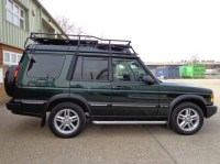 Land Rover Discovery 2 With Roof Rails Roof Rack Gutter ...