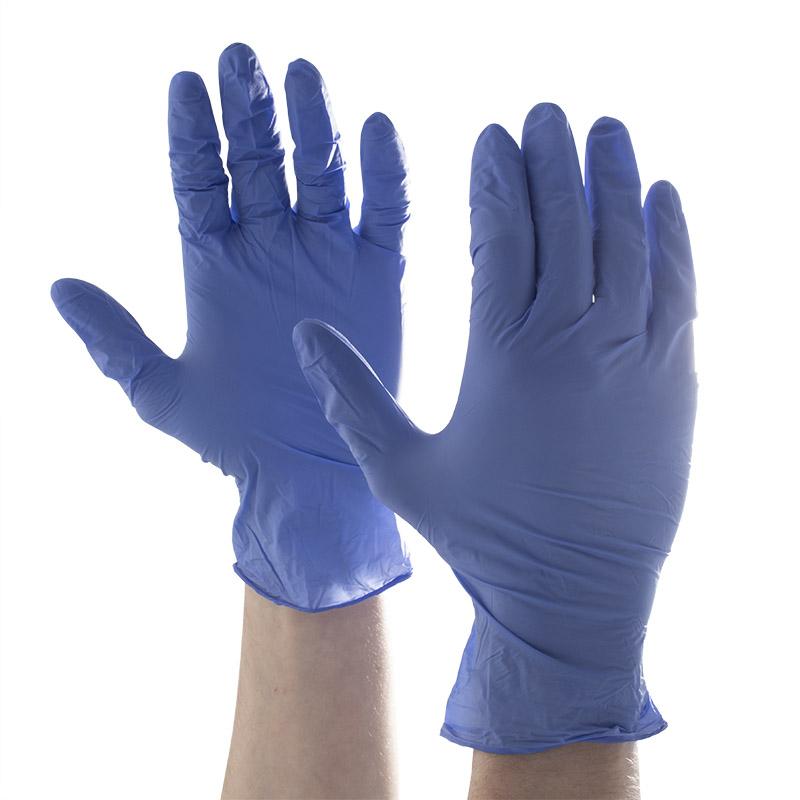 Aurelia Transform 100 Medical Grade Nitrile Gloves 9889A5-9 - SafetyGloves.co.uk