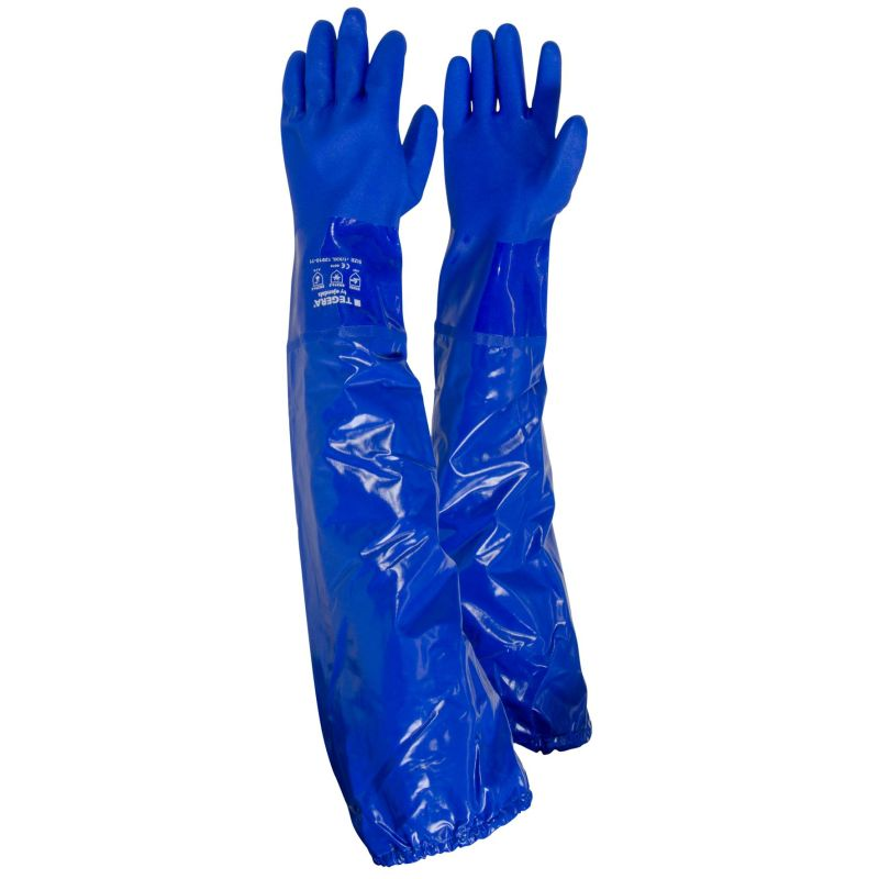 Ejendals Tegera 12910 Extra Long Chemical Resistant Gloves
