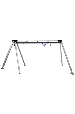Multi-Purpose Tripod & Gantry For Rescue or Lifting