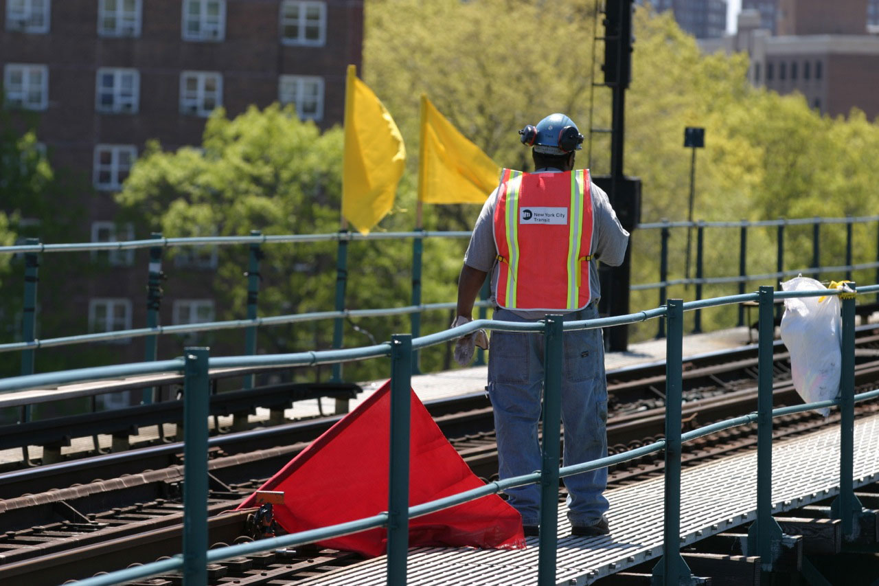 flagger safety