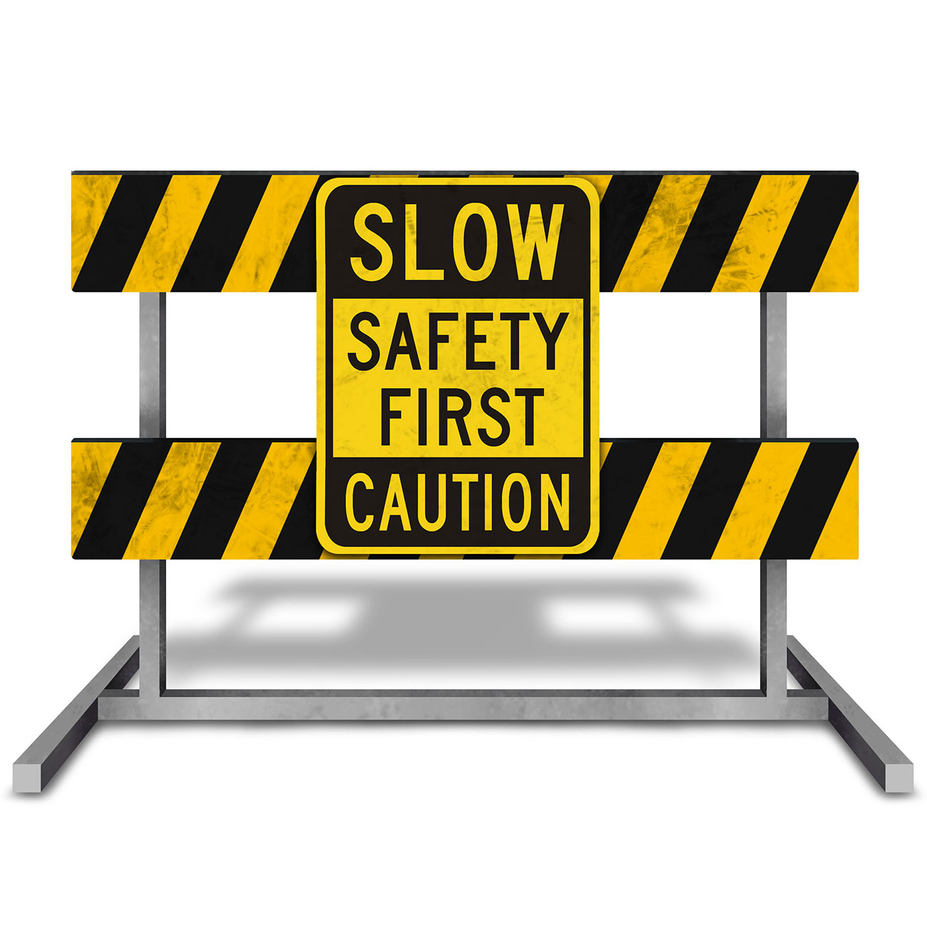 Safety slow