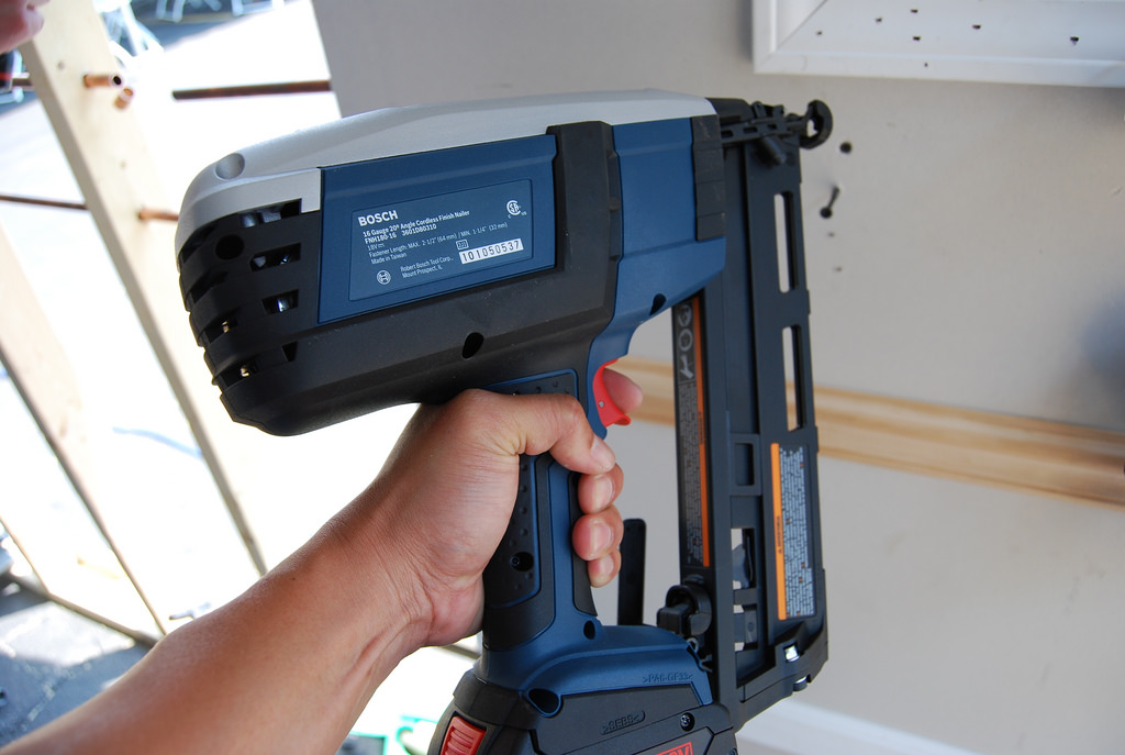 power tool safety