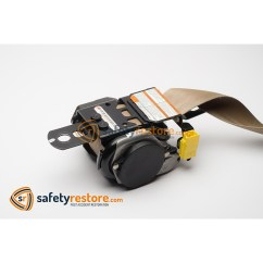 Honda Odyssey Wiring Diagram 13 Terminal Meter Socket Seat Belt|honda Belts (repair Service) All Models!