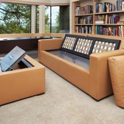 Sofa Gun Safe Danish Bed Couch Bunker Custom Furniture Bullet Proof Armor