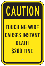 Funny Signs And Labels Safety Sign News