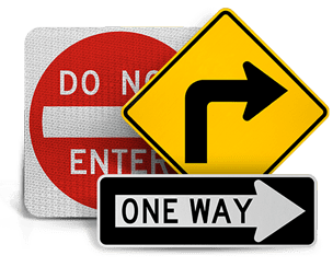 traffic signs official mutcd