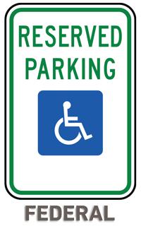 official illinois handicap parking
