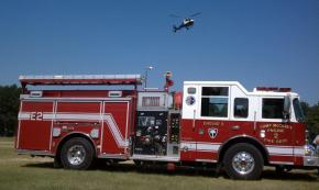 15June-McCrady-Fire-and-Emergency-Services-life-net-flying-over-mccrady-eng2