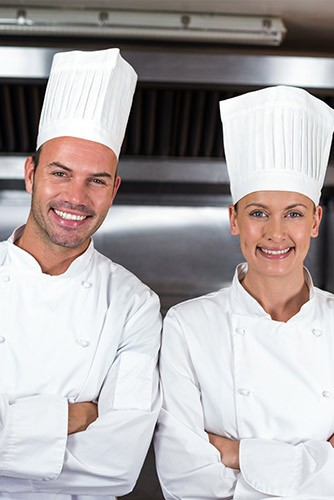 Chefs-in-Commercial-Kitchen