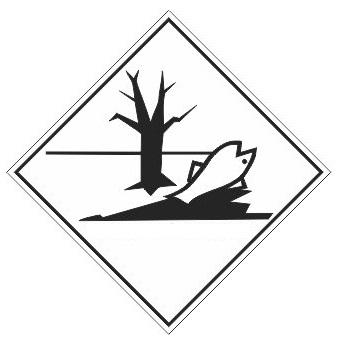 MARINE POLLUTANT, DOT Placard