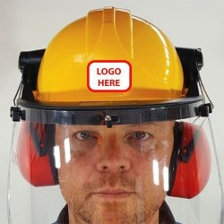 Printed Safety Helmets
