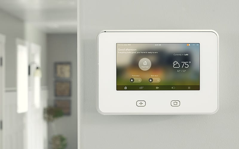 Great Alarm Monitoring Circuit