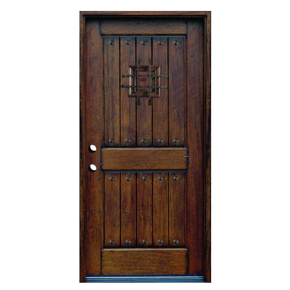 Best Wood For Exterior Doors