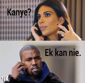 kanye south africa meme