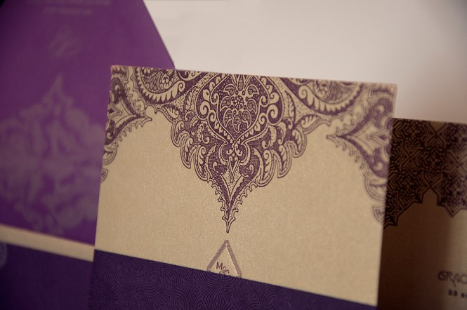 Indian Wedding Invitations To Inspire The Modern Bride