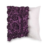 Rose Swirl pillow cover - Bed, Bath and Beyond
