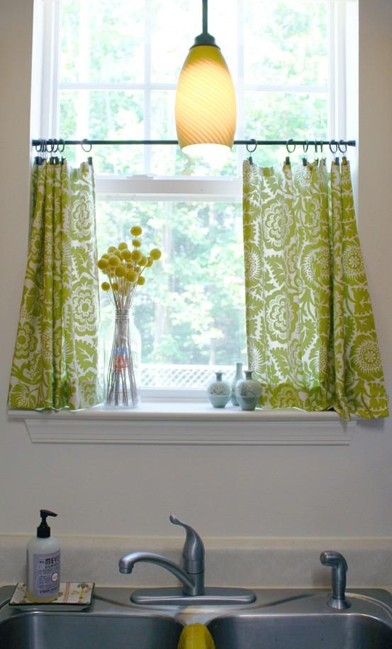Kitchen Curtains ...