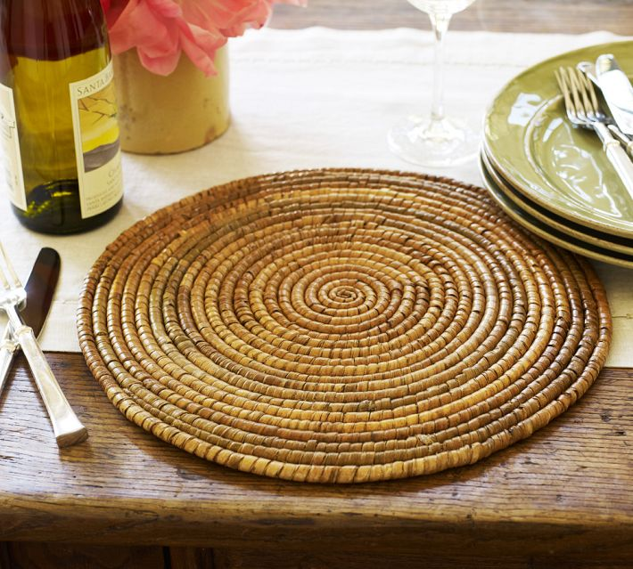 Ideas For A Rich Fall Table Using Our Orange Paisley