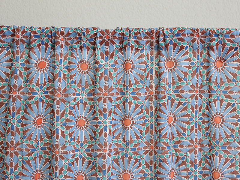 New Watch Your Windows Sparkle with Our Moroccan Curtains