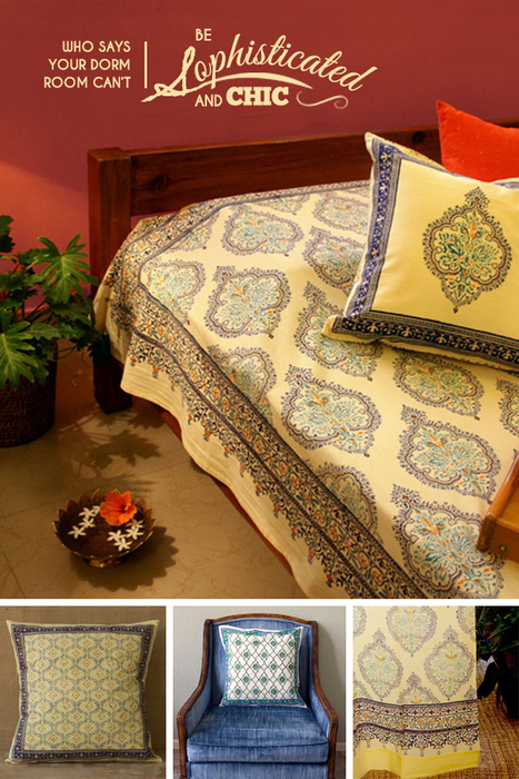 Tr 233 S Chic Try A French Moroccan Dorm Room On For Style