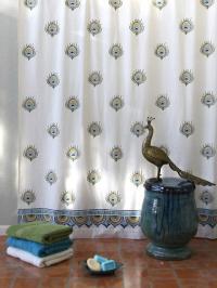 Peacock Bathroom Decor | Home Interior Design