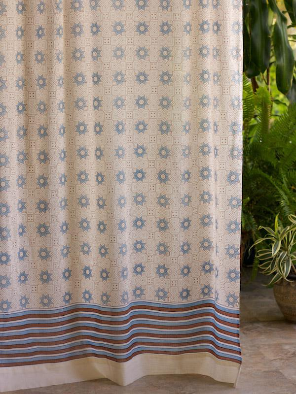 Bohemian Curtains Moroccan Curtains India Curtains Exotic Curtains Sheer Curtain Panels