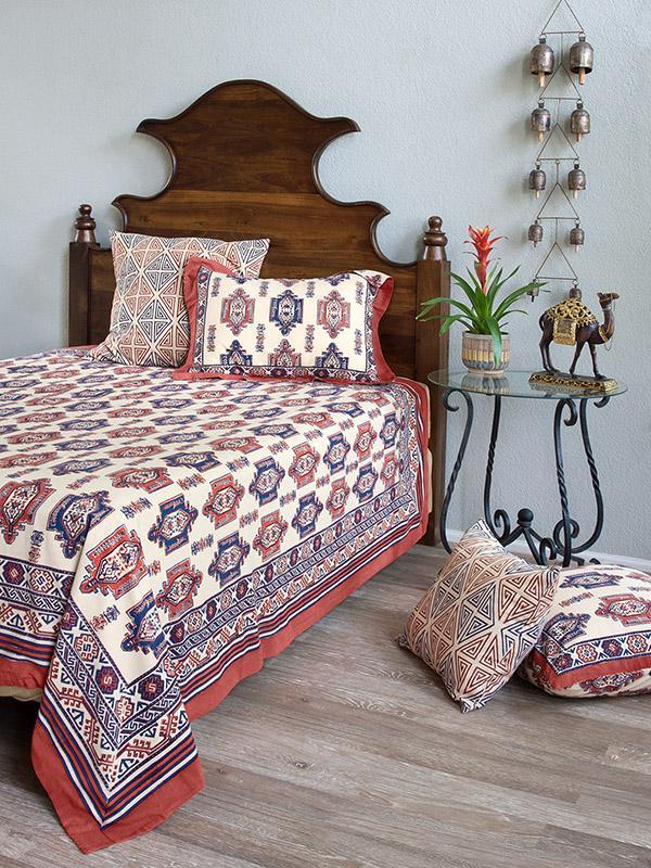 samarkand kilim tribal motifs