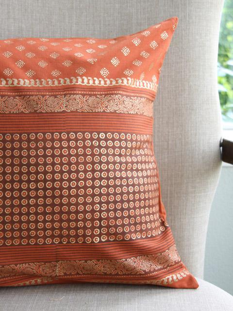 Orange throws Burnt Orange throw cushion covers Spice